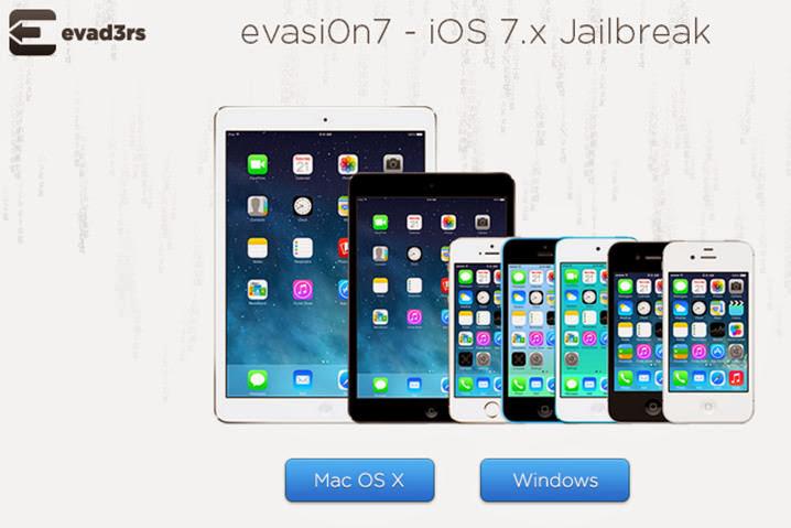 Publicado el Jailbreak Untethered iOS 7