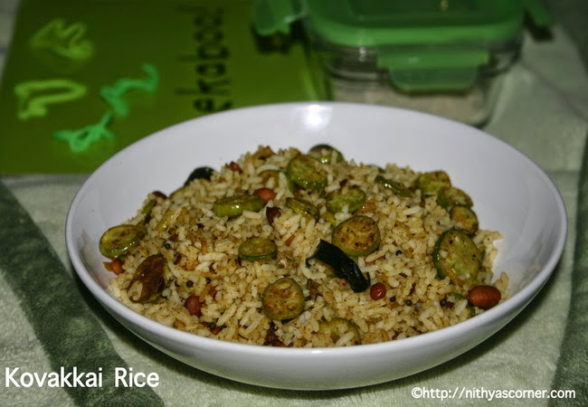 kovakkai rice recipe
