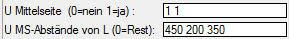 ElementsCAD - Segmentebreiten frei definierbar