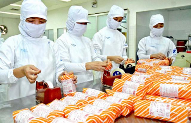 Đơn hàng chế biến thực phẩm cần 9 nữ thực tập sinh làm việc tại Niigata Nhật Bản tháng 04/2017