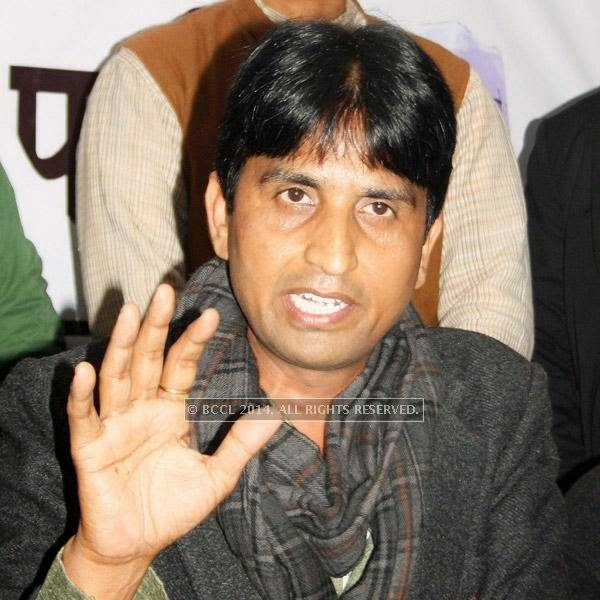 an one man's loss be the same man's gain? That's what seems to have happened in the case of Aam Aadmi Party leader Kumar Vishwas, after his humiliating loss to Congress vice-president Rahul Gandhi in the Lok Sabha elections earlier this year when he even lost his security deposit.