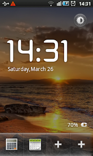 BestAppsForAndroid_Alarm_Clock_Main_Screen