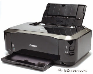download Canon PIXMA iP4850 printer's driver