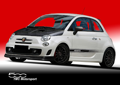 TMC Motorsport Abarth 500