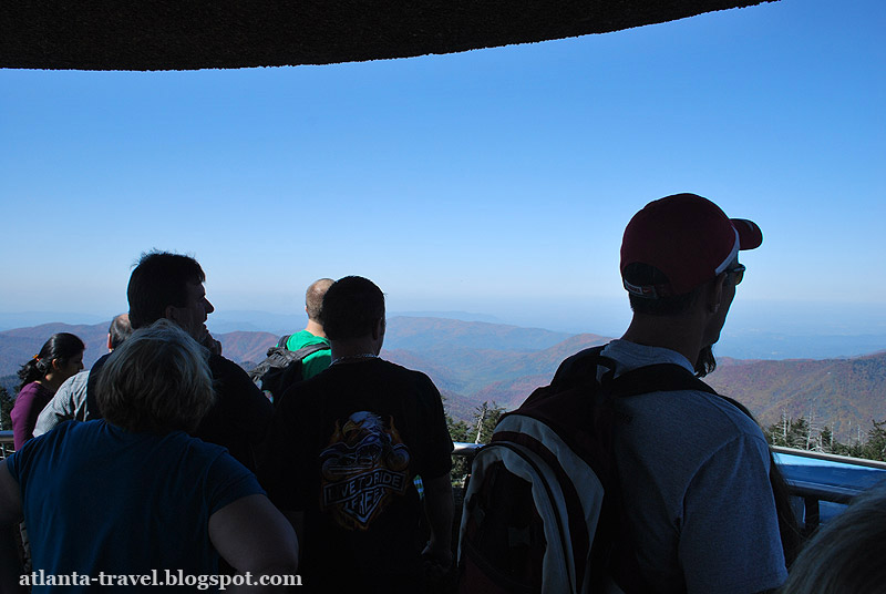 Купол Клингмана Clingmans Dome