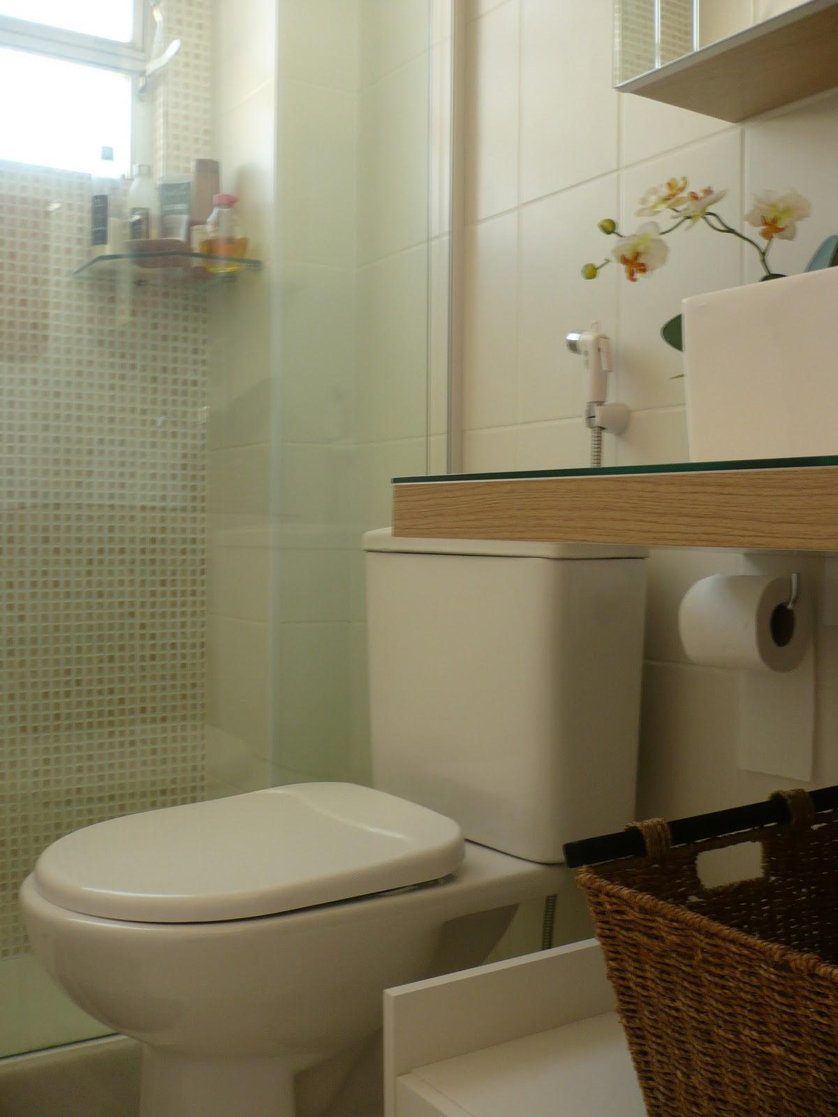 Concretizar Projetos e Reformas: Pequenos Ambientes Banheiro #352814 1200 1600