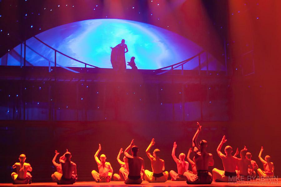 Красный театр. Фото.