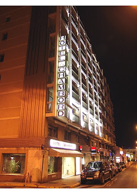 Hotel Chambord, 6 Avenue Boyer, 06500 Menton, France