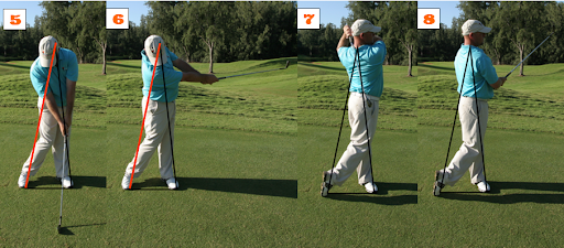 tiger woods swing sequence 2000. tiger woods swing sequence
