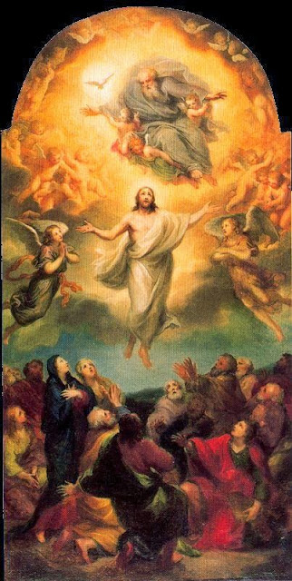 Anton Raphael Mengs - Ascension of Christ