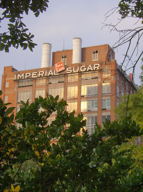 Imperial Sugar Refinery, 2006