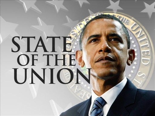 Stat of The Union 2012 Address