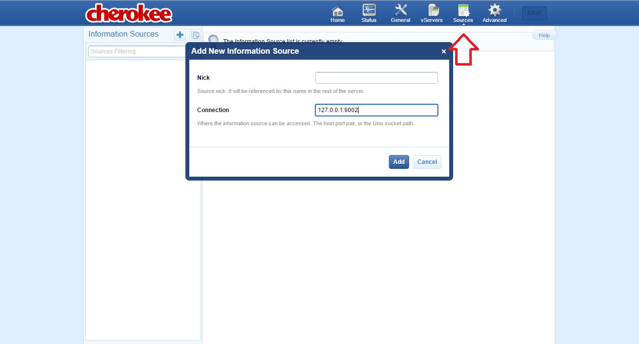 [LCMP - 1] Cài đặt Web Server Cherokee trên Red Hat CentOS 7 – Cài đặt Cherokee