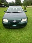 1999 Volkswagen Jetta Diesel TDI 5sp Good Condition 4dr Sedan