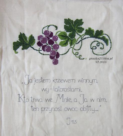 winogrono - gotowe