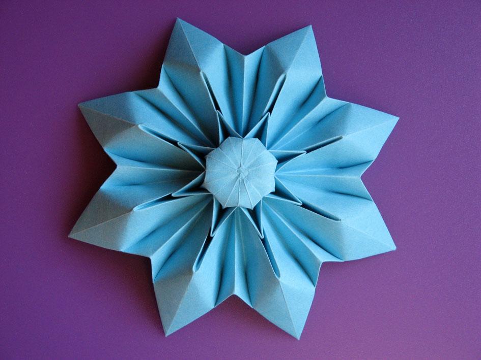 Origami foto Corolla 2 by Francesco Guarnieri