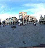 アストルガ,スペイン広場