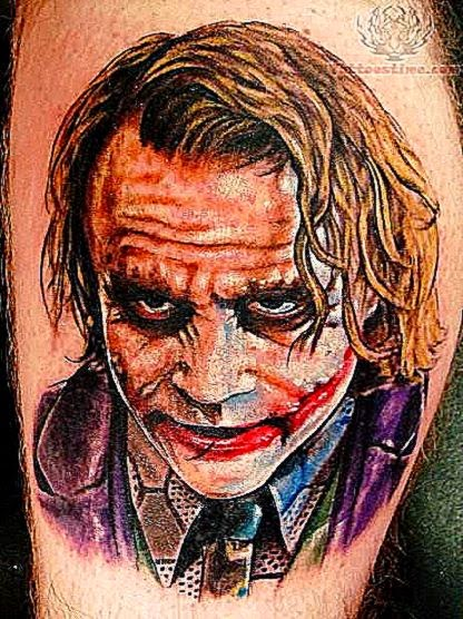 Joker Tattoos  Page 27