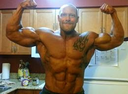 Bodybuilders Upclose - Just Like You Worship Them