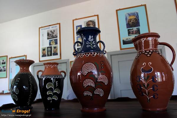 Muzeum Ceramiki Neclów w Chmielnie