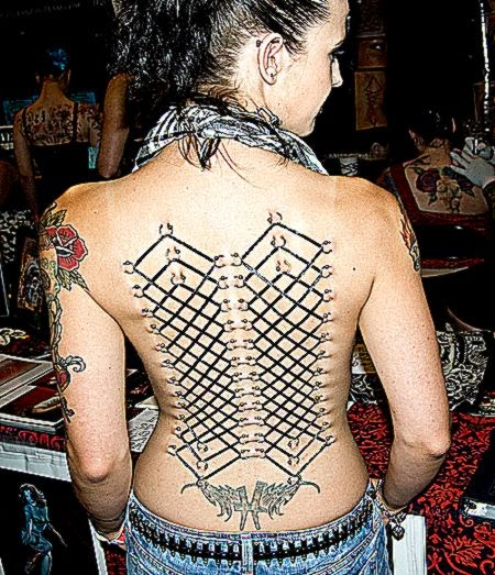 Body Art Tattoo  Cool Eyecatching tatoos