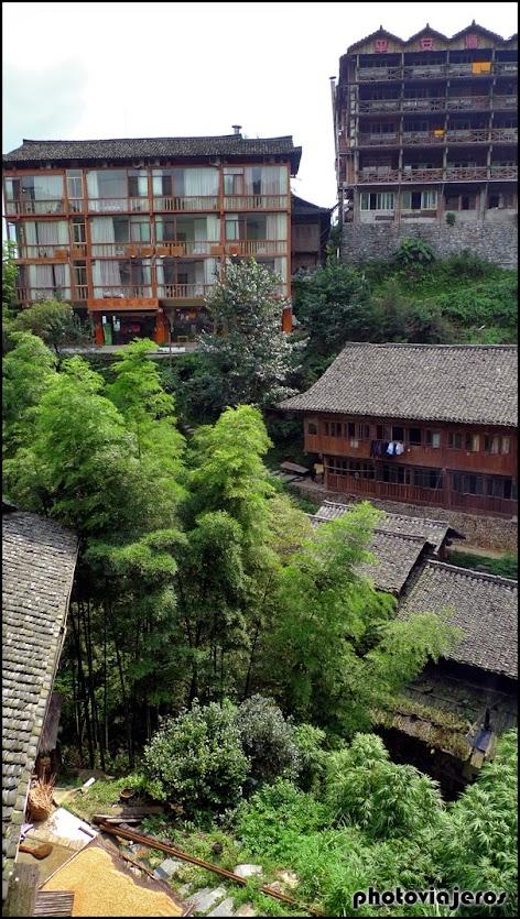 Terrazas de arroz de Longsheng