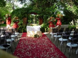 Ilution decor for Decoracion boda civil jardin