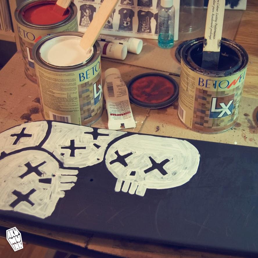skateboard, selfie, longboard, custom skateboard, custom paint skate, custom deck art, custom painting