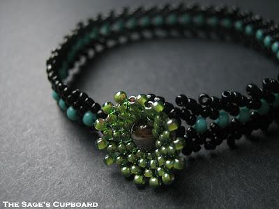 Bold Button Wrap Bracelet