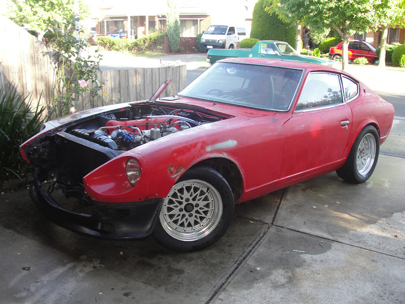FS: 1972 Datsun 240Z 95% Completed