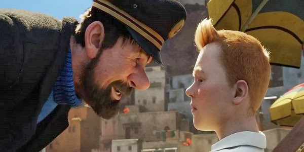 Single Resumable Download Link For Hollywood Movie The Adventures of Tintin (2011) In Hindi Dubbed
