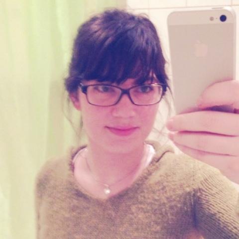 Fräulein Berger und ihr iPhone