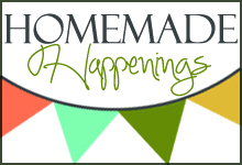 Grab button for Homemade Happenings