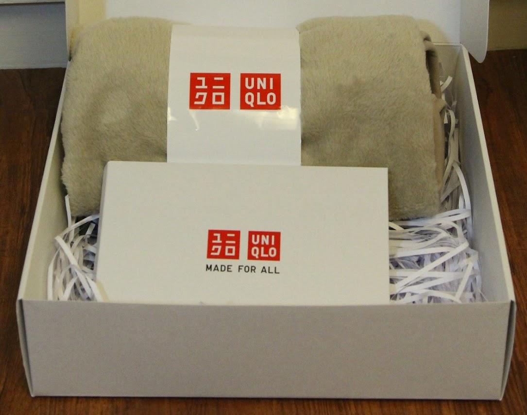 *好康贈送:1/13~1/21 限量 「UNIQLO禮盒 (刷毛保暖毯+2013日誌手帳)」!(已截止) 1