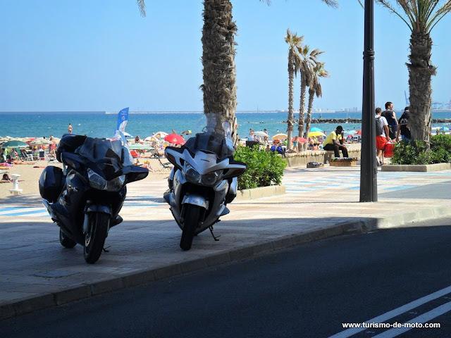 Valência, Catalunha, Espanha, Playa de Alboraya