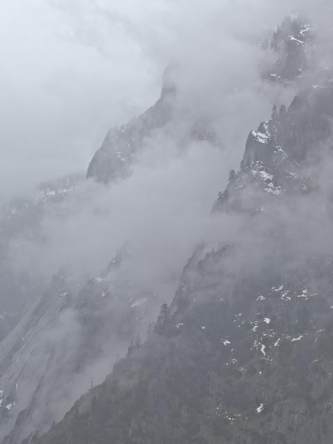 glacier point storm