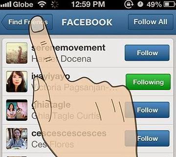 Instagram социальная сеть