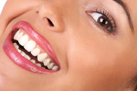 white healthy teeth perfect smile