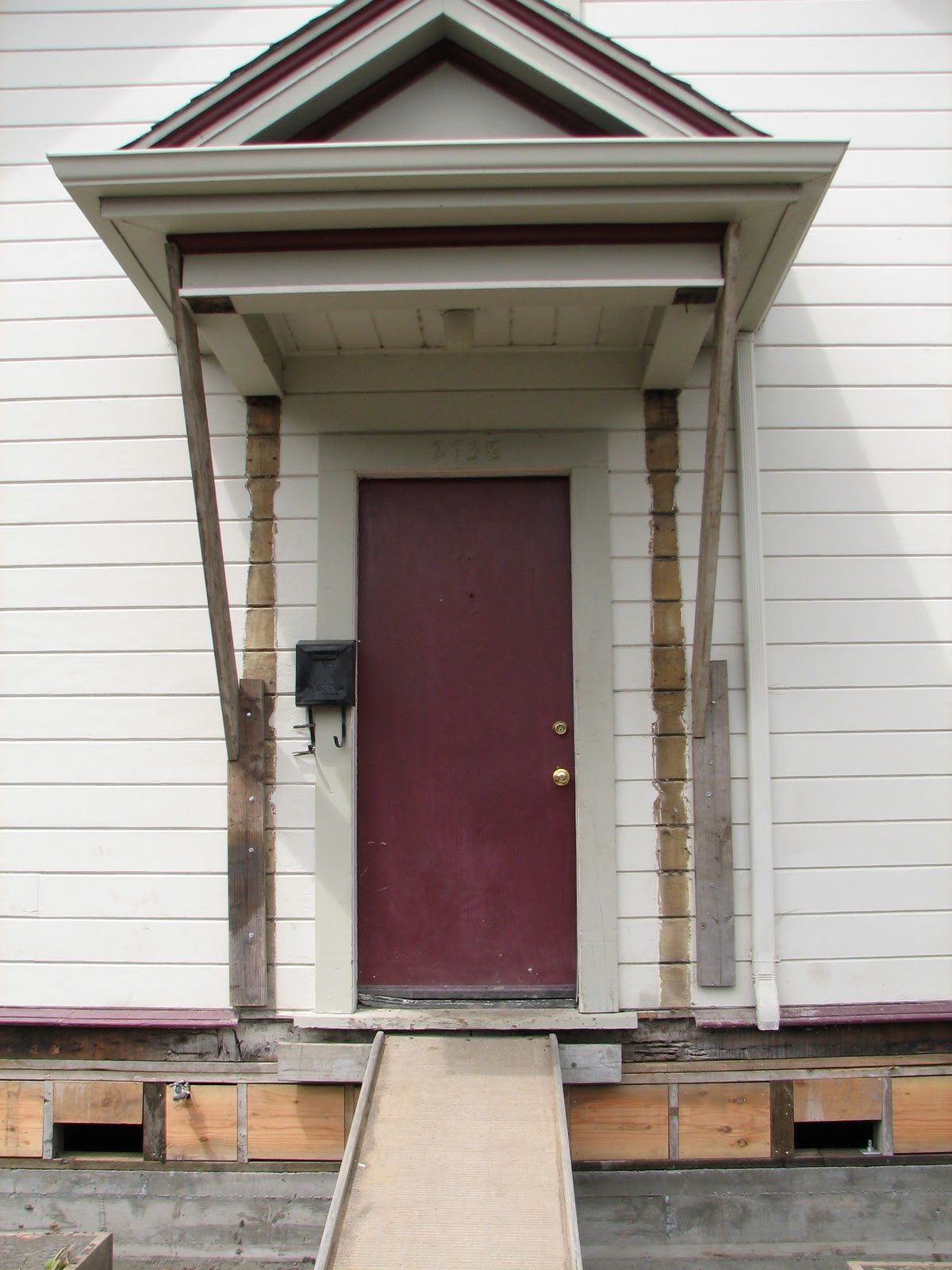 Our Front Door with George's Ramp 1200 x 1600 · 230 kB · jpeg