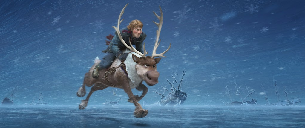 Exciting Movie News: First Look at Disney's Frozen #DisneyFrozen