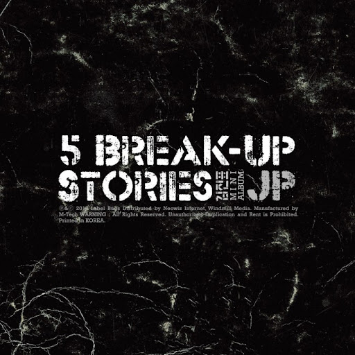 (Album) Kim Jin Pyo (JP) - 5 Break-Up Stories