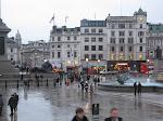 Londres: Trafalgar Square