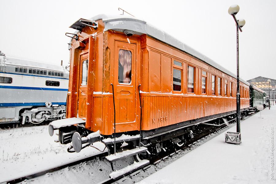 Паровозы и поезда СССР
