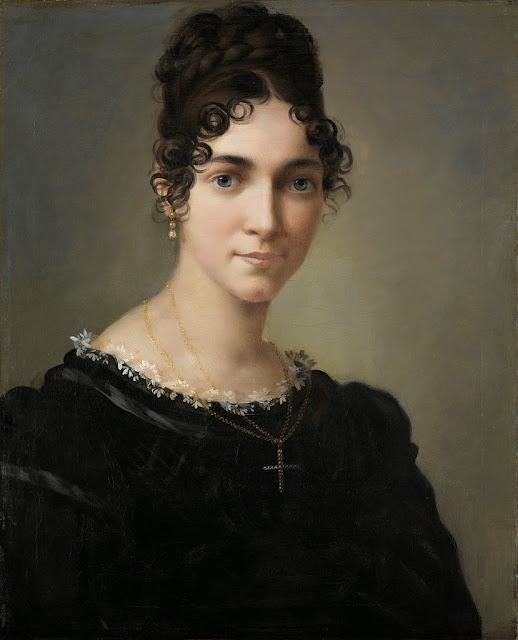 Marie Ellenrieder - Self-Portrait