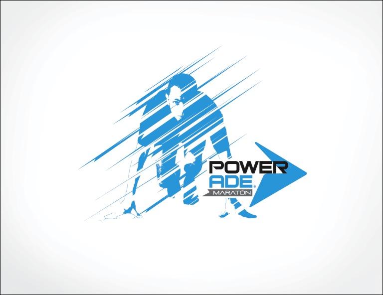 logo powerade: