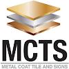 Metal Coat Tile & Signs