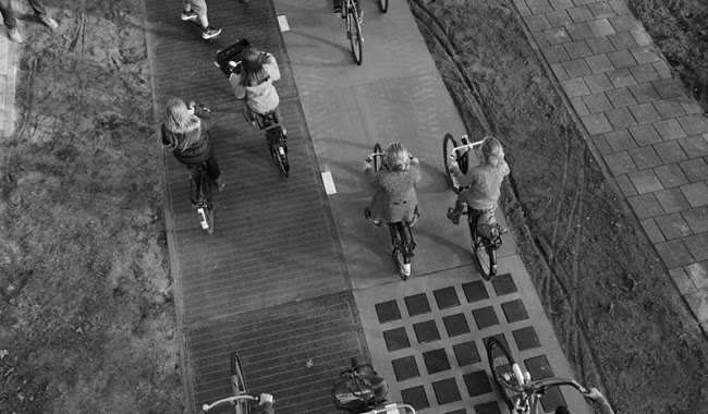 Güneş Enerjili Bisiklet Yolu Beklentileri Aştı