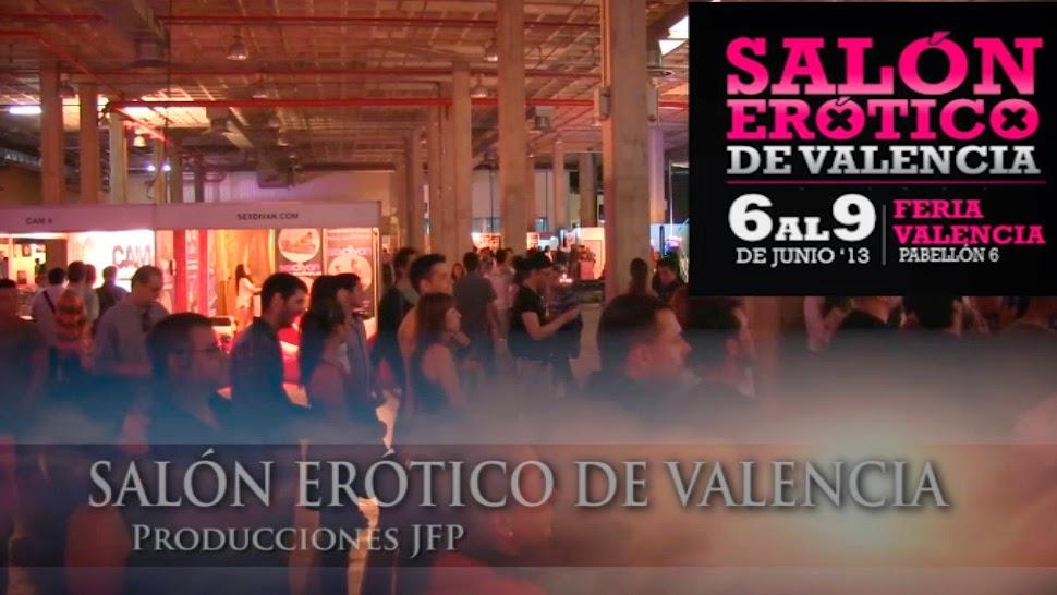 Salón Erótico de Valencia, Feria Valencia
