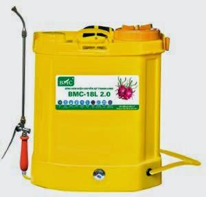 Bình phun điện BMC 2.0 Super