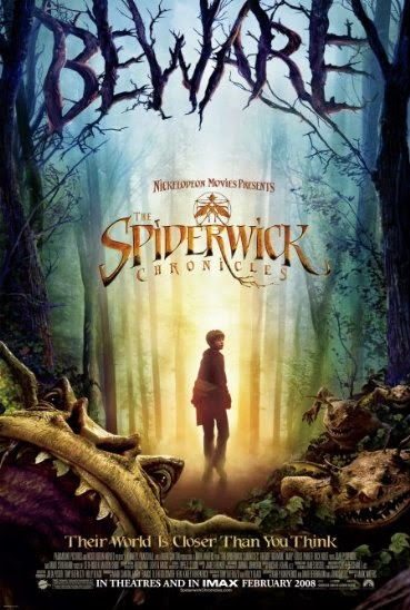 Poster Of The Spiderwick Chronicles (2008) Full Movie Hindi Dubbed Free Download Watch Online At Alldownloads4u.Com